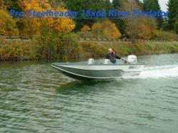 2017 - Pro-Steelheader - 18 River Predator