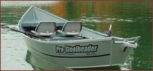 2020 - Pro-Steelheader - 17X51 Drift Boat