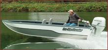2020 - Pro-Steelheader - 16 River Predator