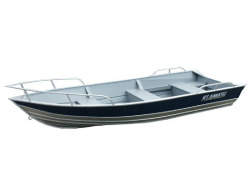 2018 Klamath Boats 12 Deluxe