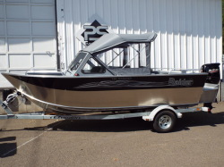 2018 Klamath Boats Windshield 15 Westcoaster