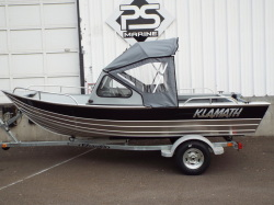 2018 Klamath Boats Windshield 16 EXW