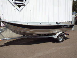 2018 Klamath Boats 16' Alaskan S