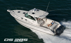 2014 - Pursuit Boats - OS385 Offshore