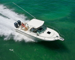 2010 - Pursuit Boats - OS255 Offshore