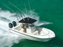 2010 - Pursuit Boats - C250 CC