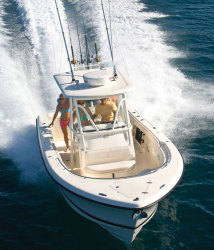 2010 - Pursuit Boats - C280 CC