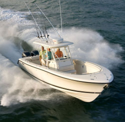 2010 - Pursuit Boats - C310 CC