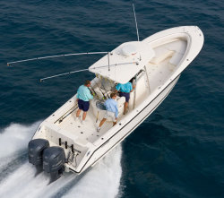 2010 - Pursuit Boats - C340 CC