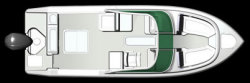 2010 - Pursuit Boats - 26 Dual Console