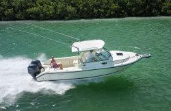 2011 - Pursuit Boats - OS255 Offshore