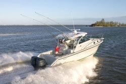 2011 - Pursuit Boats - OS345 Offshore