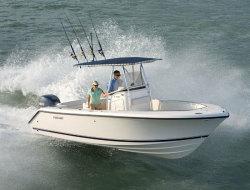 2013 - Pursuit Boats - C 230