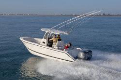 2013 - Pursuit Boats - C 260