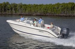 2013 - Pursuit Boats - DC235