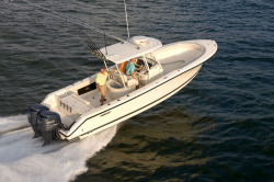 2015 - Pursuit Boats - C 310