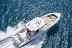 2017 - Pursuit Boats - S 408