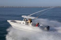 2017 - Pursuit Boats - C 260