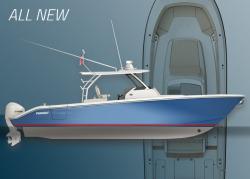 2017 - Pursuit Boats - S 368