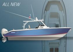2017 - Pursuit Boats - S 328
