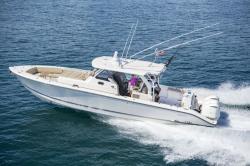 2019 - Pursuit Boats - S 408