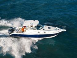 Pursuit Boats OS 335 Walkaround Boat