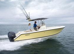Pursuit Boats C 230 Center Console Boat