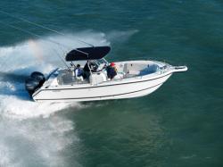 Pursuit Boats C 260 Center Console Boat