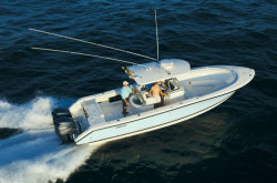 Pursuit Boats New Modal C 310 Center Console Boat