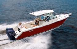 Pursuit Boats LS 265 Cuddy Cabin Boat