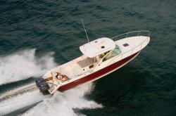 Pursuit Boats LS 345 Drummond Runner Cruiser Boat