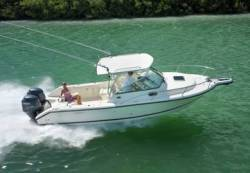 Pursuit Boats OS 255