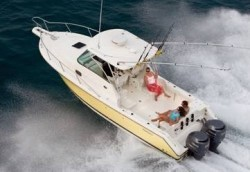 Pursuit Boats OS 285 2008