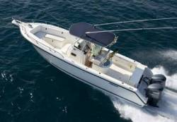 Pursuit Boats - C 280 2008