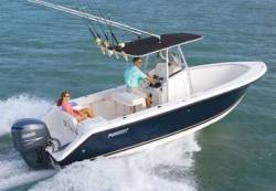 Pursuit Boats - C 230 2008