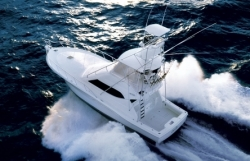 2017 - Rampage Yachts - 45 Convertible