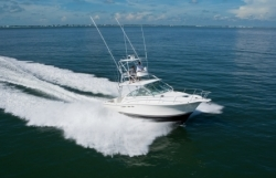 2017 - Rampage Yachts - 34 Express