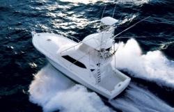 2018 - Rampage Yachts - 45 Convertible