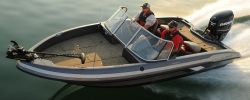 2011 - Ranger Boats AR - 1860 Angler