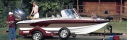 Ranger Boats AR 1750 Reata Fish and Ski Boat