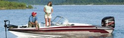 Ranger Boats AR 210 Reata Fish and Ski Boat