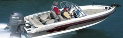 Ranger Boats AR 1860 Angler Fish and Ski Boat