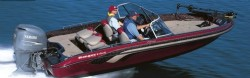 Ranger Boats AR 619VS Bass Boat