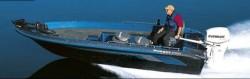 Ranger Boats AR 618T Bass Boat