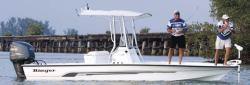 2008- Ranger Boats AR - 2300 Bay Ranger