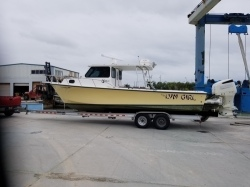 2016 - C-Hawk Boats