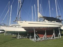1980 Harlinger Jachpbow Cumalent 38' sloop