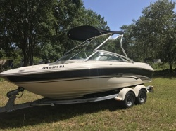 2003 - Sea Ray Boats - 200 Bow Rider