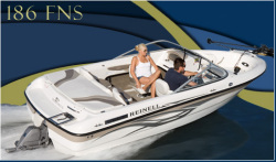 Reinell Boats - 186 FNS