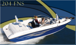 Reinell Boats - 204 FNS